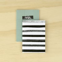 Kaisercraft K Style Notebook Pocket - 2 Pack (Oasis)