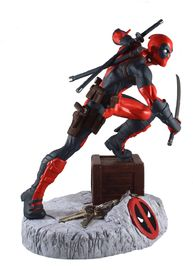 """Marvel: Deadpool - 11"""" Finders Keypers Statue"""