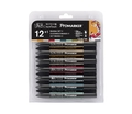 Winsor & Newton Promarker Manga Expansion Set 2 (12+1)