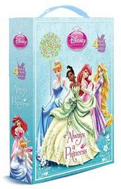 Disney Princess: Always a Princess Boxed Set by Andrea Posner-Sanchez
