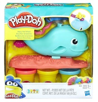 Play-Doh: Wavy the Whale - Playset