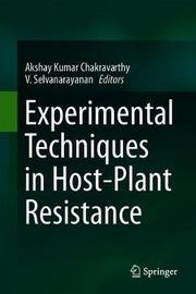 Experimental Techniques in Host-Plant Resistance
