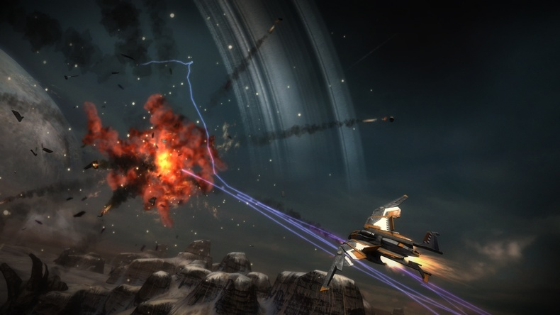 Starhawk for PS3 image