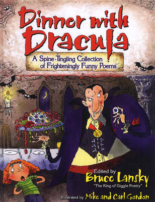 Dinner with Dracula by Bruce Lansky image