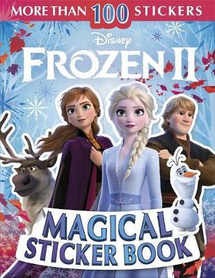 Disney Frozen 2 Magical Sticker Book by DK