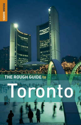 The Rough Guide to Toronto by Phil Lee image