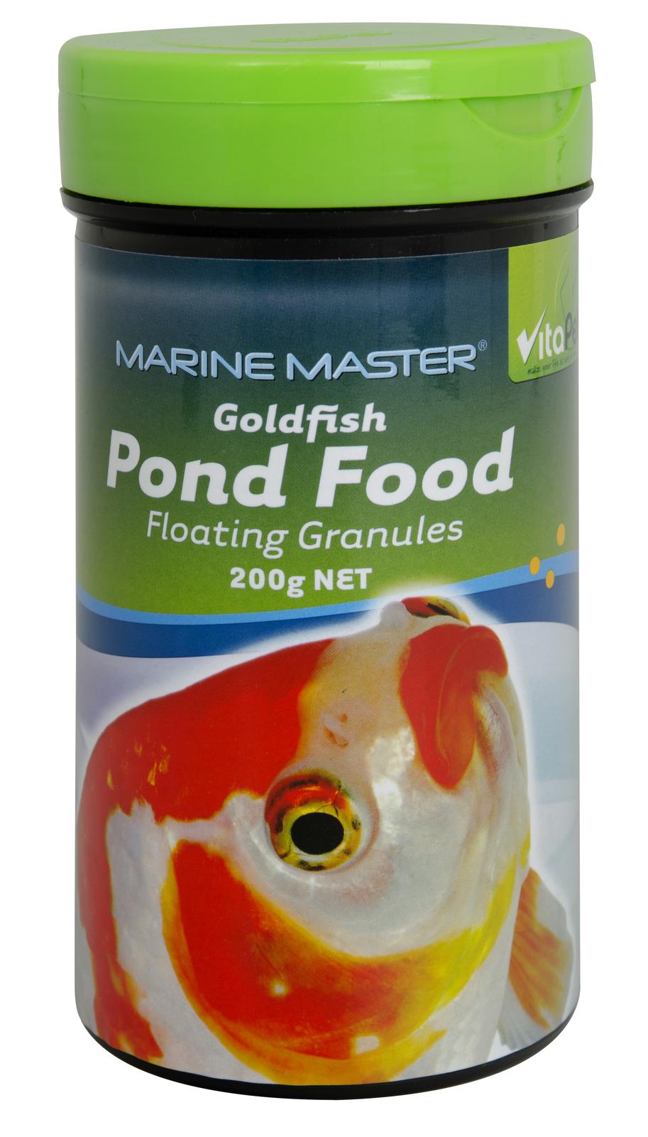 Vitapet: Goldfish Pond Food Granules 200g image