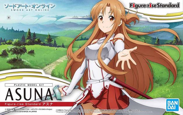 Sword Art Online: Figure- Rise Standard: Asuna - Model Kit