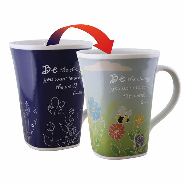Ollee Bee: Colour Changing Story Mug - Hope