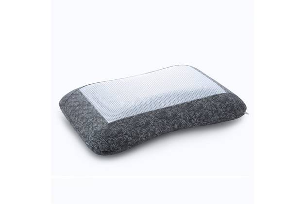 Royal Comfort: Charcoal Gelcool Memory Foam Pillow
