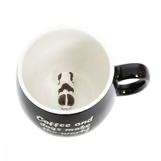 Splosh: Dogs Peekaboo Mug
