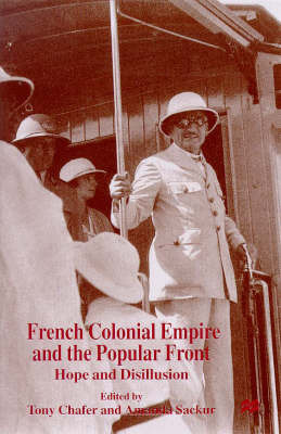 French Colonial Empire and the Popular Front image