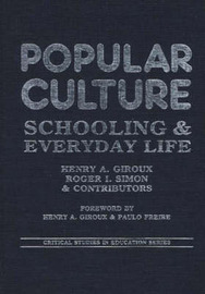 Popular Culture by Roger Simon
