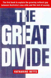 The Great Divide by Katherine Betts image