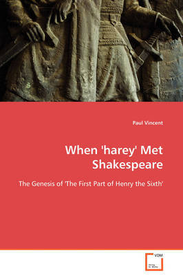 When 'Harey' Met Shakespeare by Paul Vincent image