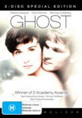 Ghost - Special Edition (2 Disc Set) on DVD