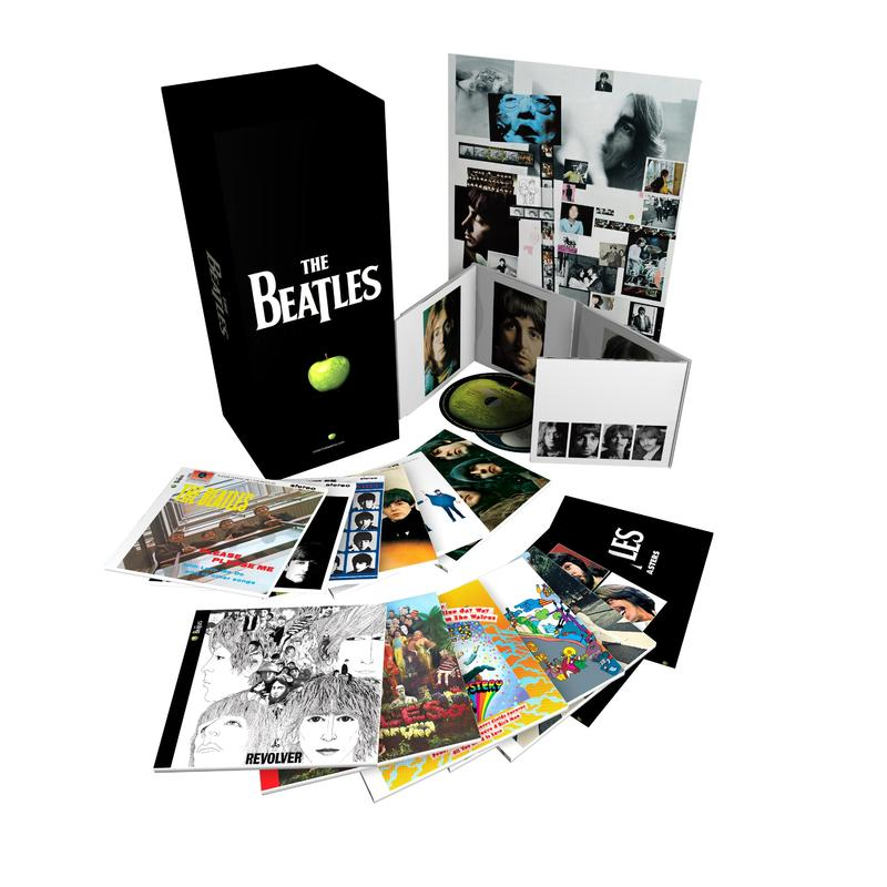 The Beatles In Stereo (2009 Remastered) by The Beatles image