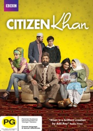 Citizen Khan on DVD