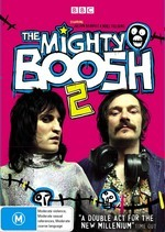The Mighty Boosh - Series 2 (2 Disc Set) on DVD