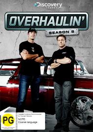 Overhaulin' Season Eight on DVD