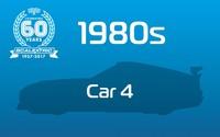 Scalextric 60th Anniversary: Audi Quattro (1980's) - Slot Car