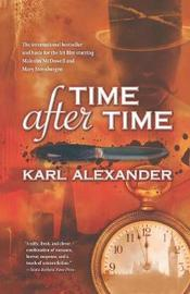 Time After Time by Karl Alexander image