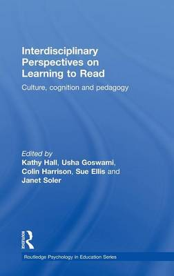 Interdisciplinary Perspectives on Learning to Read image