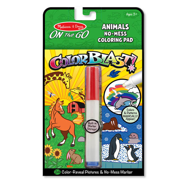 Melissa & Doug - Colourblast Animals