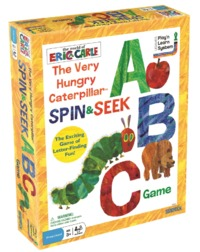 Eric Carle: VHC Spin & Seek - ABC Game