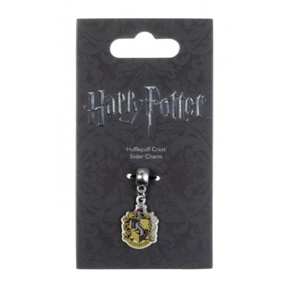 Harry Potter: Hufflepuff Crest Slider charm