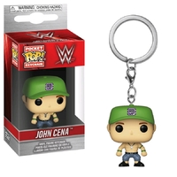 WWE : John Cena Pop! Keychain