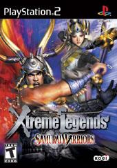 Samurai Warriors: Xtreme Legends for PlayStation 2