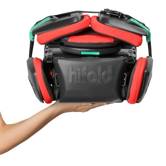 Moose: Hifold - The Fit and Fold Booster (Red) image