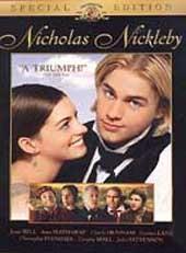 Nicholas Nickelby -(vhs) (g) on DVD
