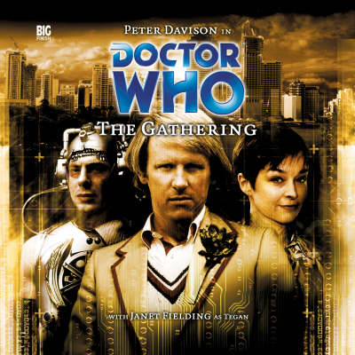 Doctor Who: The Gathering by Joseph Lidster image