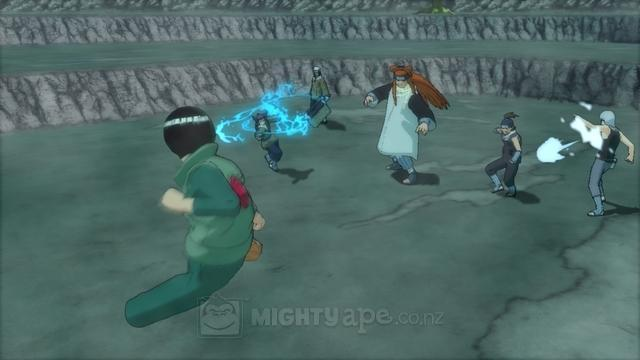 Naruto Shippuden: Ultimate Ninja Storm 3 Will of Fire Collector's Edition