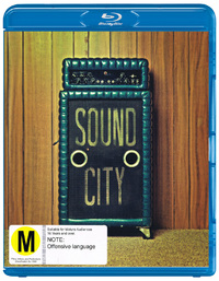Sound City - Real To Reel on Blu-ray
