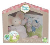 Meiya & Alvin: Meiya Deluxe Mini Teether Toy and Book