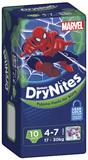 Huggies DryNites Pyjama Pants - 4-7 Year Boy 17-30kg (10)