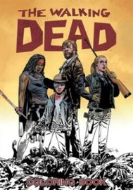 The Walking Dead Coloring Book by Robert Kirkman