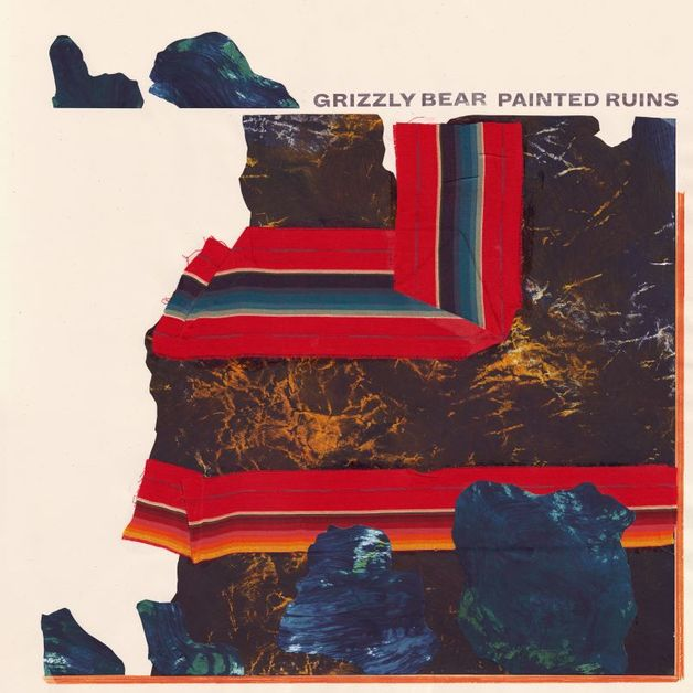 Painted Ruins (2LP) by Grizzly Bear