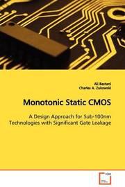 Monotonic Static CMOS by Ali Bastani