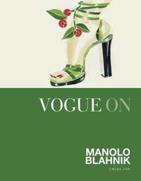 Vogue on: Manolo Blahnik by Chloe Fox