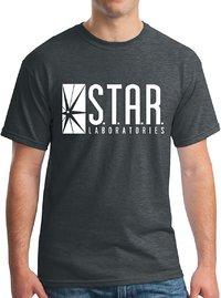 Flash Star Laboratories Tee (X-Large)