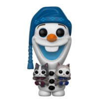 Frozen - Olaf (with Kittens) Pop! Vinyl Figure image