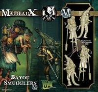 Malifaux M2E: Bayou Smuggler