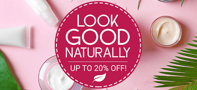 Natural Beauty Deals!