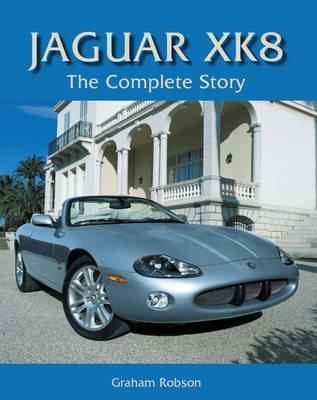 Jaguar XK8 by Graham Robson image