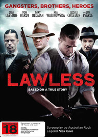 Lawless on DVD