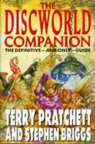 Discworld Companion by Terry Pratchett